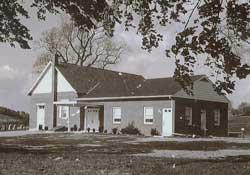 Millport Mennonite Church 1976